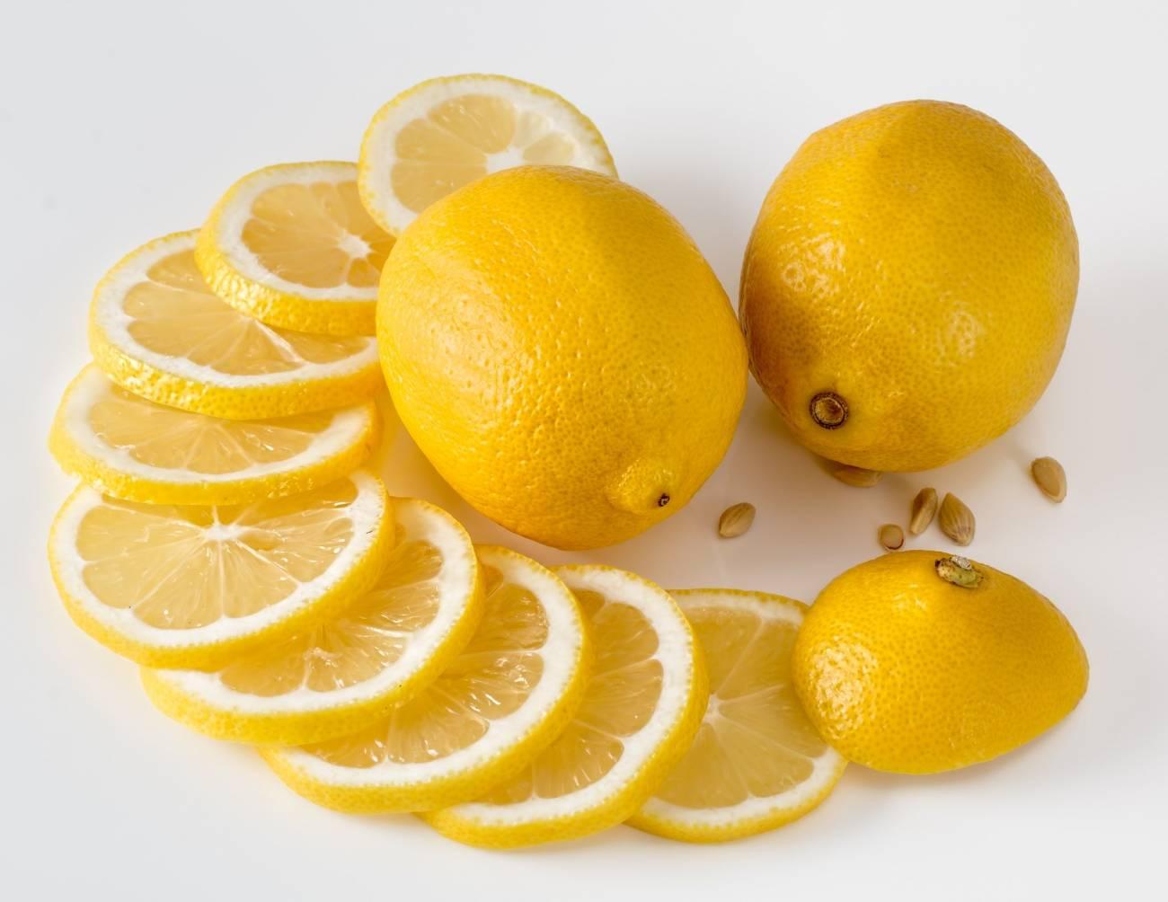 Zastosowanie cytryny nie tylko w kuchni